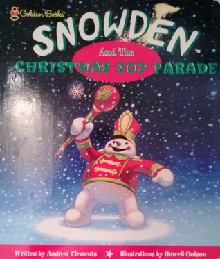 Snowden and the Christmas Joy Parade