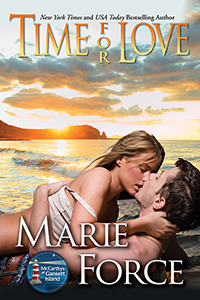 Time for Love (Gansett Island, #9)