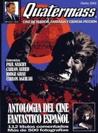Quatermass - Antología del cine fantástico español (Quatermass #4-5)