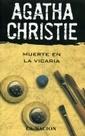 Muerte en la vicaría by Agatha Christie
