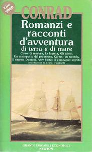 Romanzi e racconti d'avventura di terra e di mare