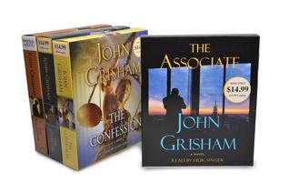The Associate / The Confession / The Litigators / The Racketeer: Audiobook Bundle #2