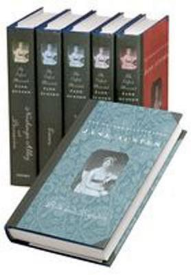 The Oxford Illustrated Jane Austen: 6-Volume Set