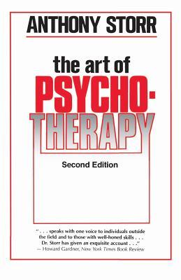 The art of psychotherapy by anthony storr 872890 fandeluxe Images
