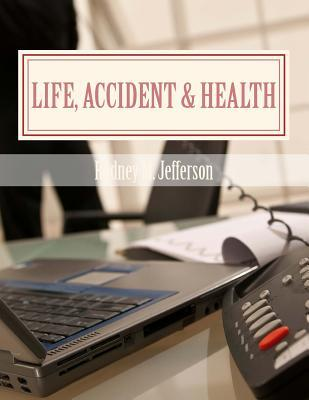Life, Accident & Health: Insurance Pre-Licensing Course