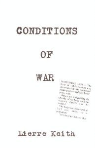 Conditions of War