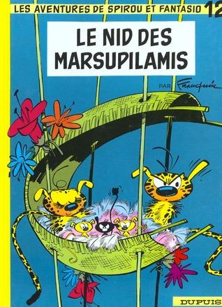 Le Nid des Marsupilamis (Spirou et Fantasio, #12)
