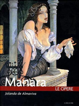 Manara - Le opere vol. 20. Jolanda de Almaviva