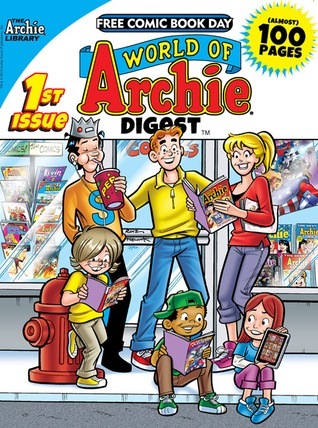 World of Archie Digest #1 (Free Comic book Day)