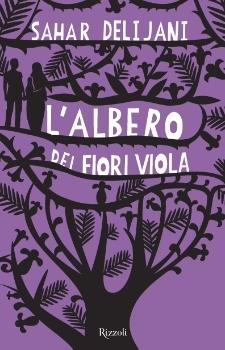 L'albero dai fiori viola
