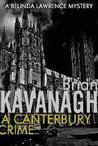 A Canterbury Crime (Belinda Lawrence Murder Mystery #4)