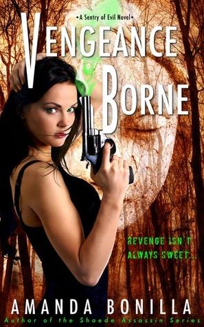 Vengeance Borne (Sentry of Evil, #1)