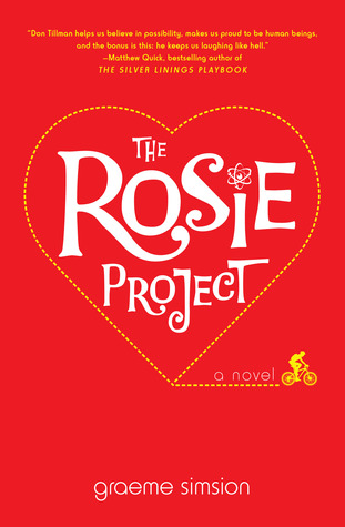 Don Tillman // The Rosie Project & The Rosie Effect by Graeme Simsion