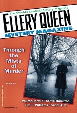 Ellery Queen Mystery Magazine (August 2013)
