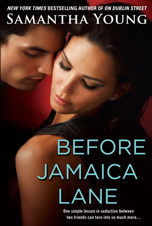 Before Jamaica Lane Book Cover