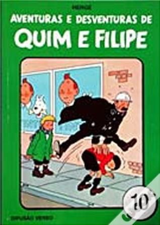 Aventuras e Desventuras de Quim e Filipe, Vol. 10