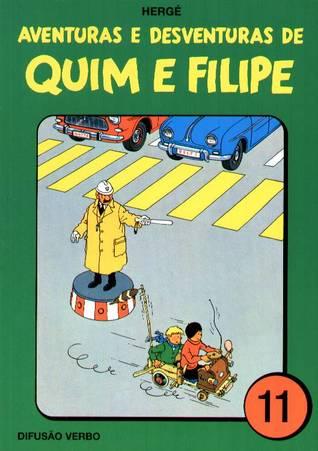 Aventuras e Desventuras de Quim e Filipe, Vol. 11