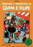 Aventuras e Desventuras de Quim e Filipe, Vol. 12