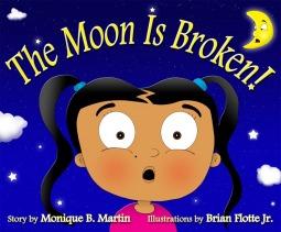 The Moon is Broken!