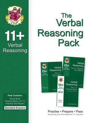 The Verbal Reasoning Pack: 11+: Standard Answers