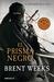 El prisma negro by Brent Weeks