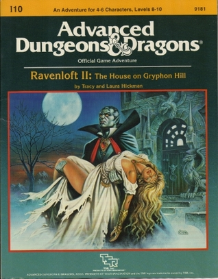 Ravenloft II: The House on Gryphon Hill (Advanced Dungeons & Dragons module I-10)