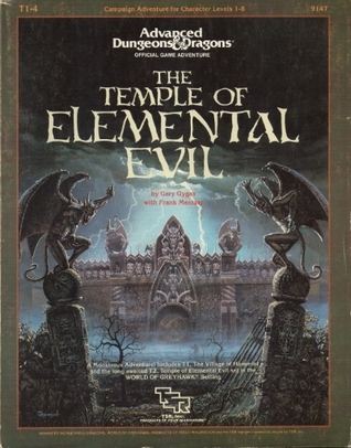 Temple of Elemental Evil (Advanced Dungeons & Dragons module, #T1-4)