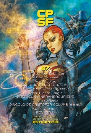 Colecţia de Povestiri Ştiinţifico-Fantastice (CPSF A #7)