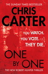 One by One (Robert Hunter, #5)