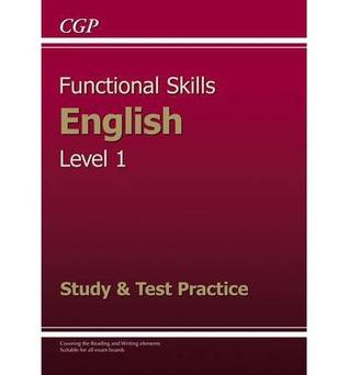 English: Functional Skills: Level 1: Study & Test Practice