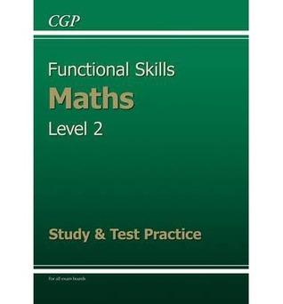 Maths: Functional Skills: Level 2: Study & Test Practice
