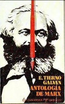 Antología de Marx
