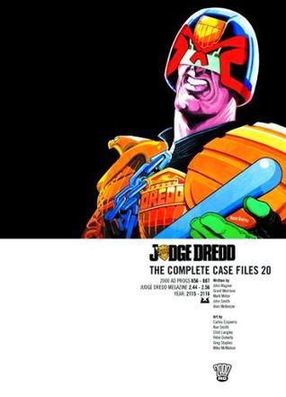 Judge Dredd - The Complete Case Files 20
