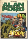 Alan Ford n. 123 by Max Bunker