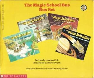 Magic School Bus-Boxed Set 4 Vols