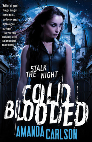 Cold Blooded(Jessica McClain 3)