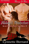 Abbey's Protectors (Beckett's Wolf Pack, Triad Mates, #4)