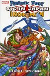 Fantastic Four/Iron Man by Zeb Wells