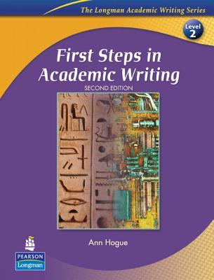 First steps in academic writing answer key by ann hogue 1 star first steps in academic writing answer key by ann hogue 1 star ratings fandeluxe Image collections