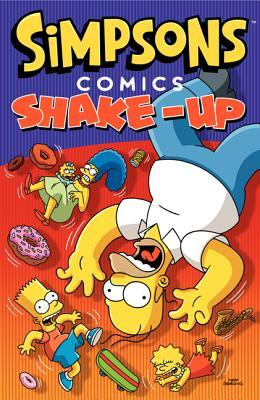 Simpsons Comics Shake-Up