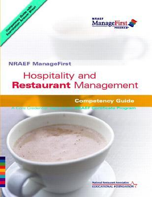 Hospitality and Restaurant Management Competency Guide [With Exam Prep Guide]