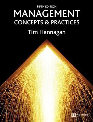 Management: Concepts &Practices