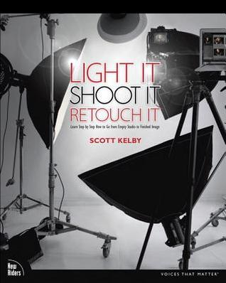 Light It, Shoot It, Retouch It: Learn Step by Step How to Go