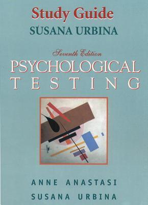 Psychological Testing [Study Guide]