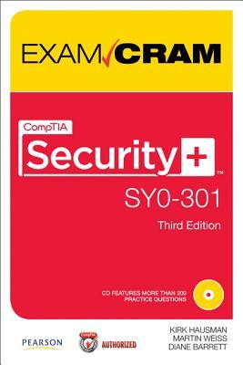 Comptia Security+ Sy0-301 Exam Cram