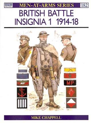 British Battle Insignia (1) 1914-18