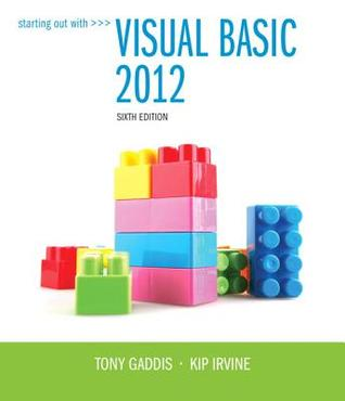Starting Out with Visual Basic 2012
