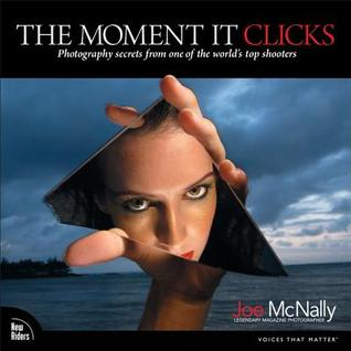 Joe McNally The Moment it Clicks best photography books
