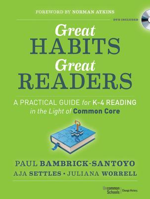 Great Habits Great Readers A Practical Guide For K 4 Reading In