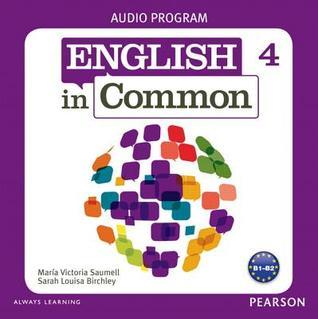 English in Common 4 Audio Program